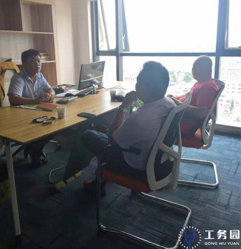 快讯 l 惠州八方缘莅临工务园洽谈合作事宜